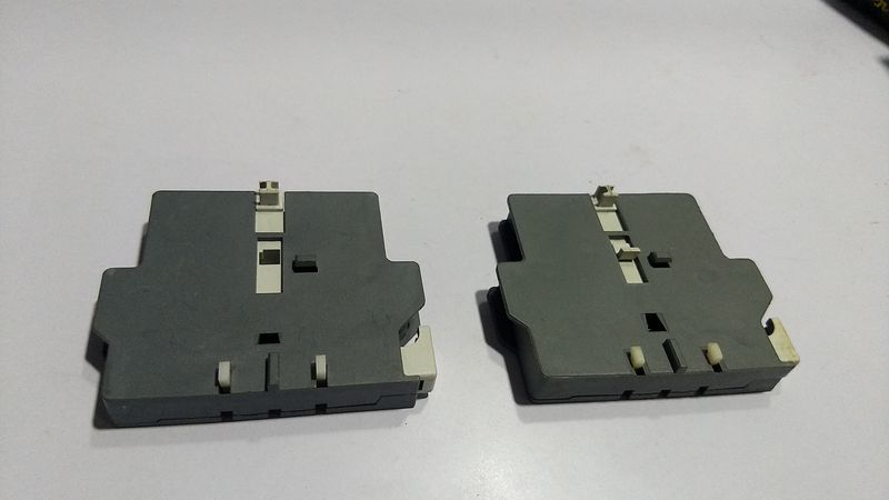 ABB CAL5-11 Auxillary Contact - 2 pcs lot
