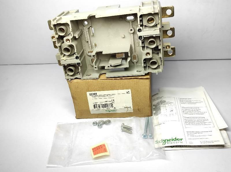Schneider 29266 Plug-IN Base For Connected 3P (NS100/250)