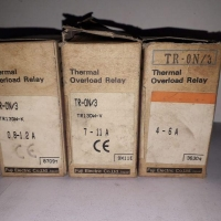 Fuji Thermal Overload Relay 4-6A   7-11A  08-1.2A  New