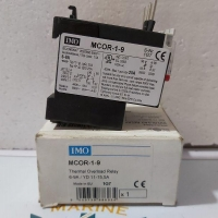 IMO MCOR-1-9 THERMAL OVERLOAD RELAY 6-9A YD-11-15,5A