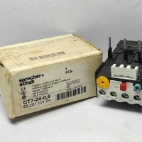 Sprecher Schuh CT7-24-0.6 Thermal Overload Relay