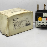Sprecher Schuh CT7 -75-45 Themal Overload Relay